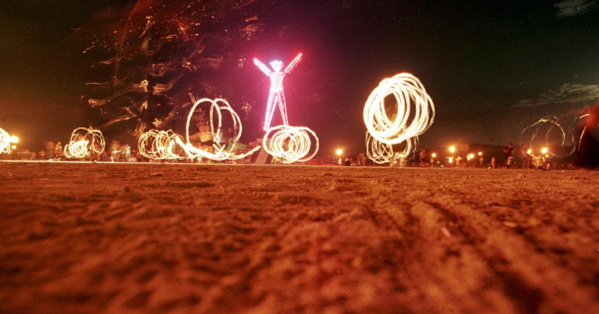 Burning man: Agency recommends current 80K attendance cap at Burning Man