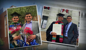 Immigrant twins who picked grapes in California graduate from medical school