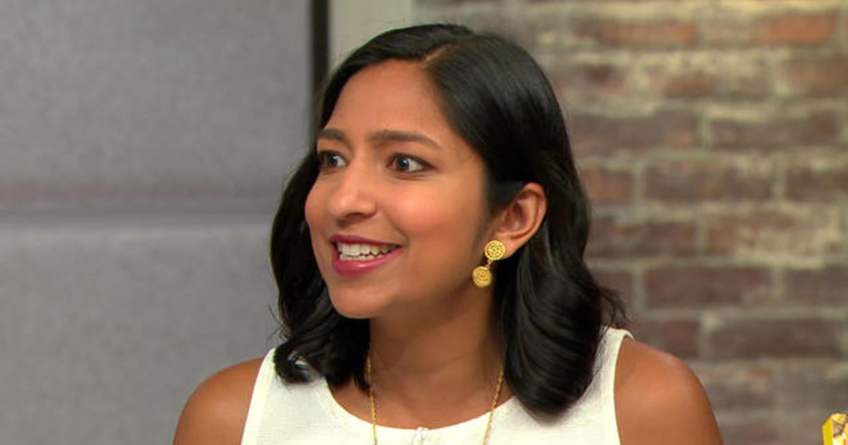 Charged Off As Bad Debt >> The Dish: Chef Priya Krishna shares her signature recipes - CBS News