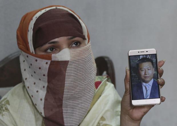 Pakistan China Trafficking