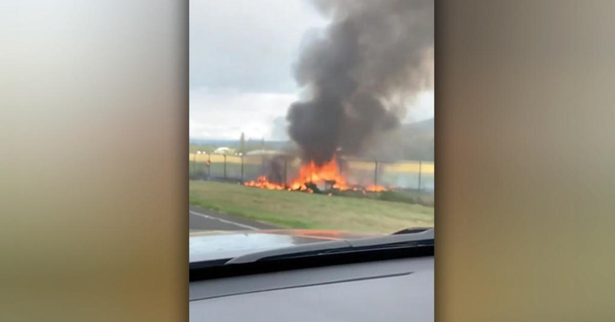 Hawaii skydiving plane crashes in Oahu, killing 9