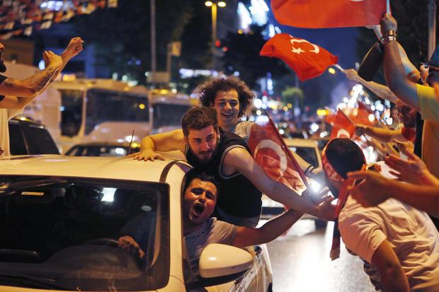 APTOPIX Turkey Istanbul Election