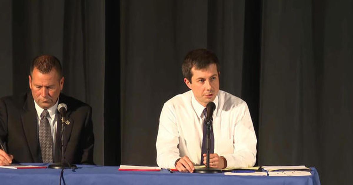 Mayor Pete Buttigieg faces criticism over police shooting