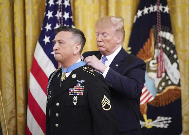 U.S. Army Staff Sgt. David Bellavia