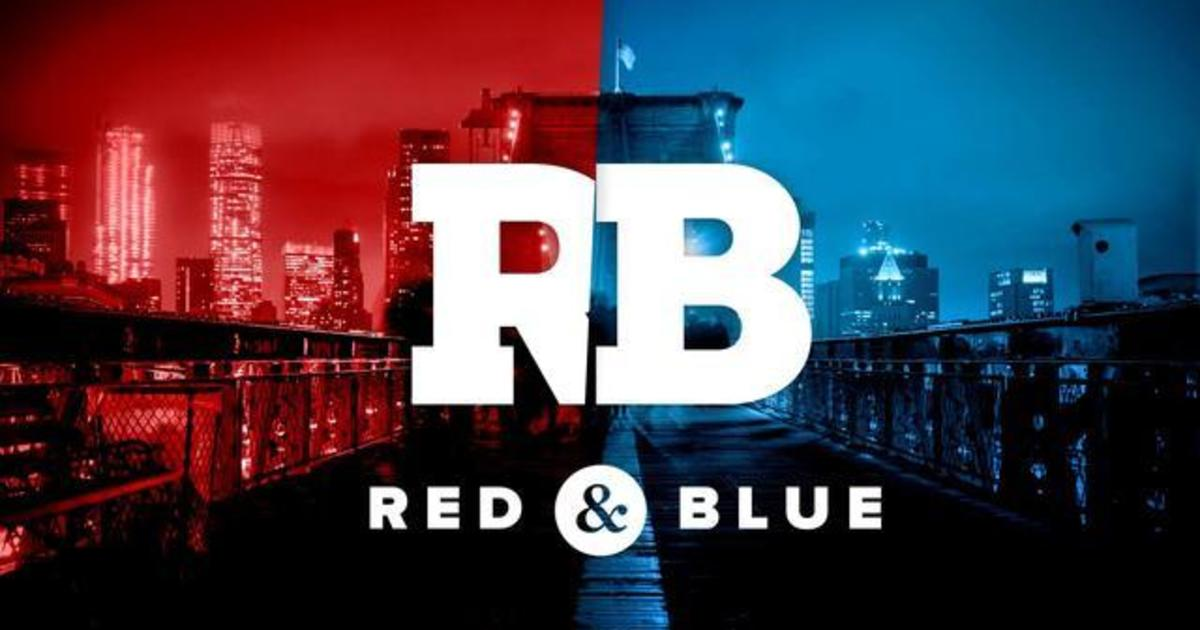 6/25/19: Red and Blue