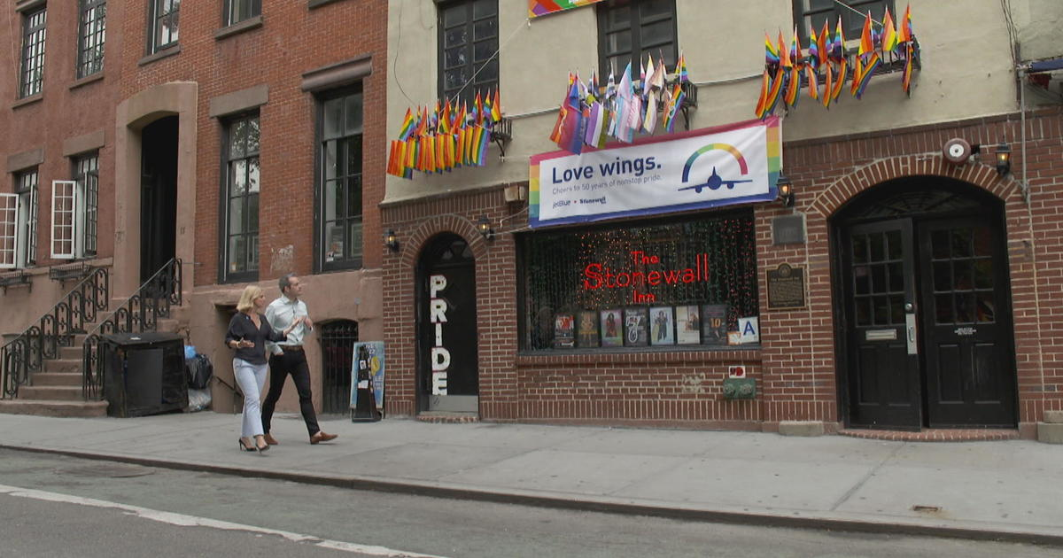 """Stonewall inn riots 50th anniversary: """"We will be out, loud, and proud, and in your face"""""""