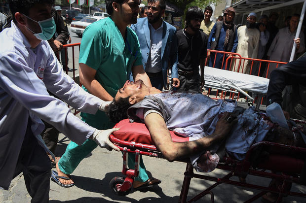 AFGHANISTAN-ATTACK