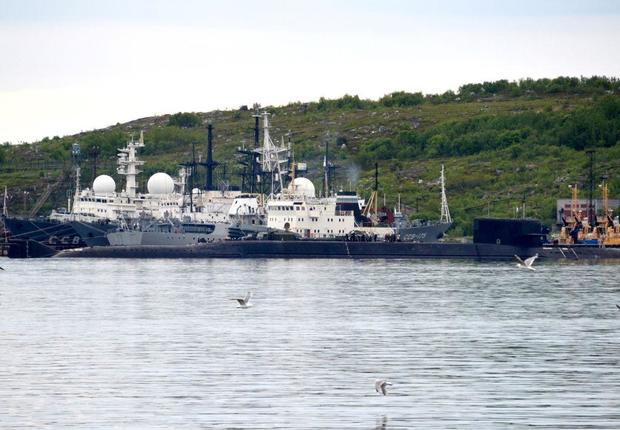 RUSSIA-NAVY-ACCIDENT
