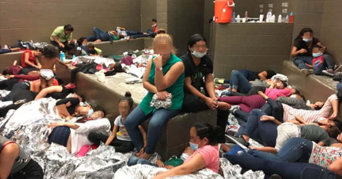 Inspectors find overcrowding inside Border Patrol detention facilities