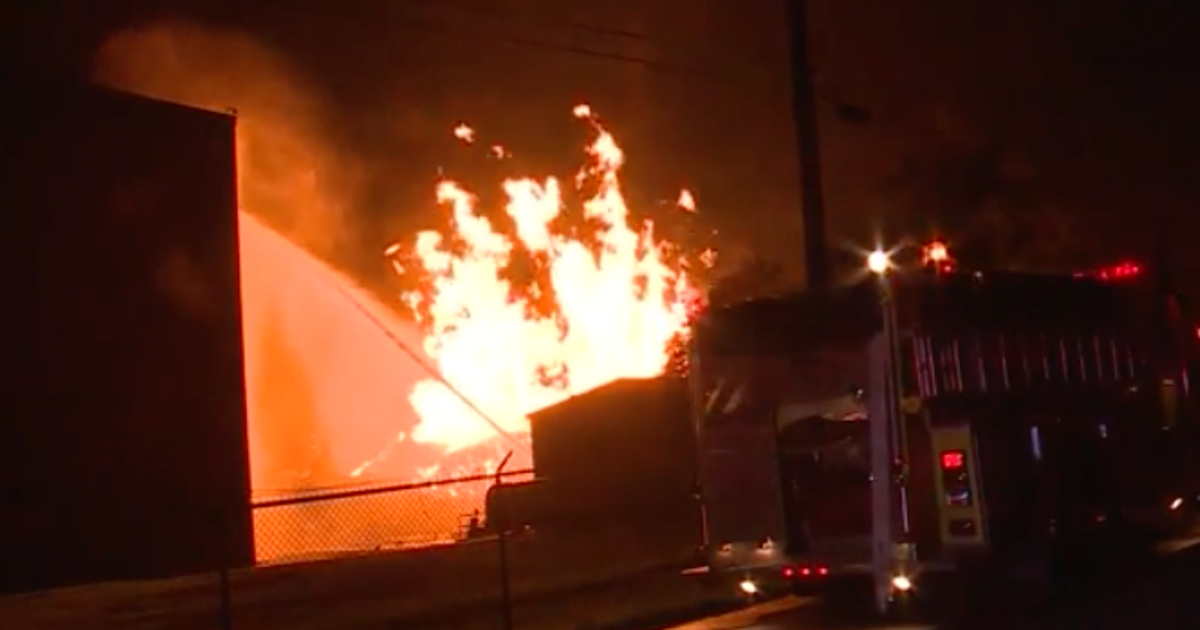 Fire destroys nearly 45,000 barrels of Jim Beam whiskey at Kentucky  warehouse