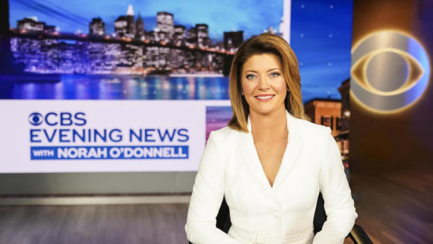 CBS Evening News with Norah O'Donnell — About Us - CBS News