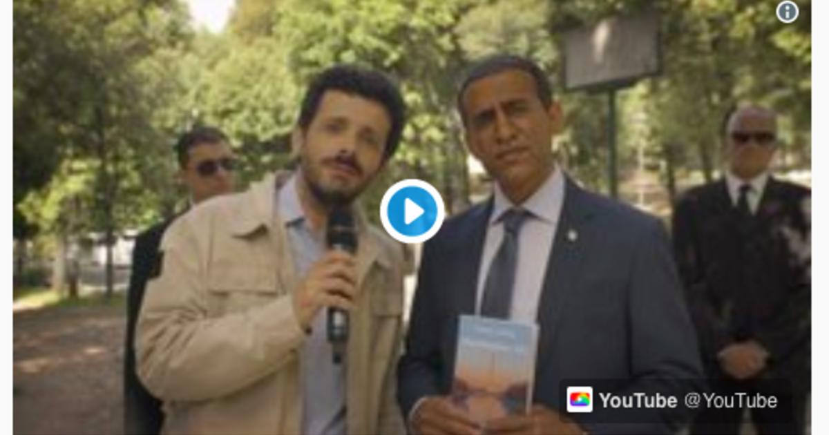 Alitalia apologizes for blackface Obama ad