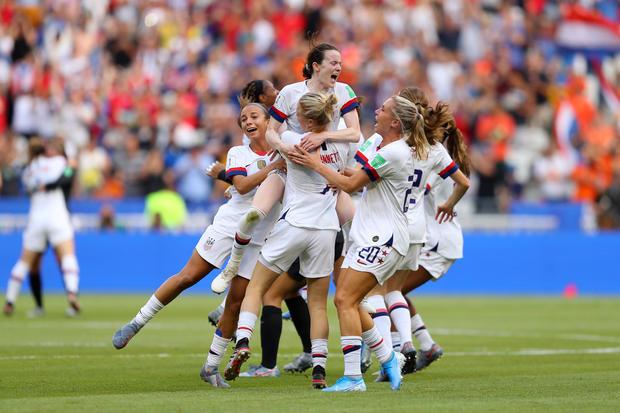 USWNT score: USA wins 2019 FIFA Women's World Cup, beat