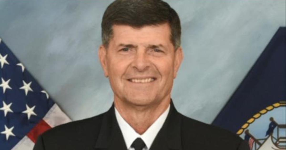 navy admiral bill moran