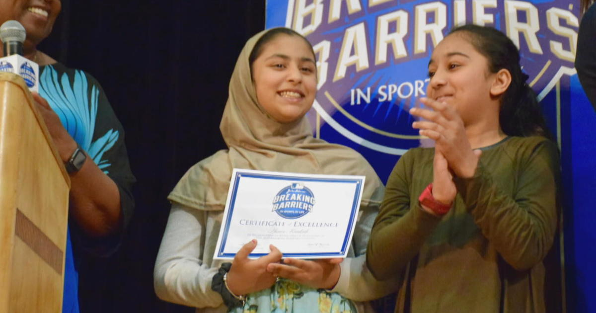 11-year-old girl wins trip to the All-Star Game with powerful essay