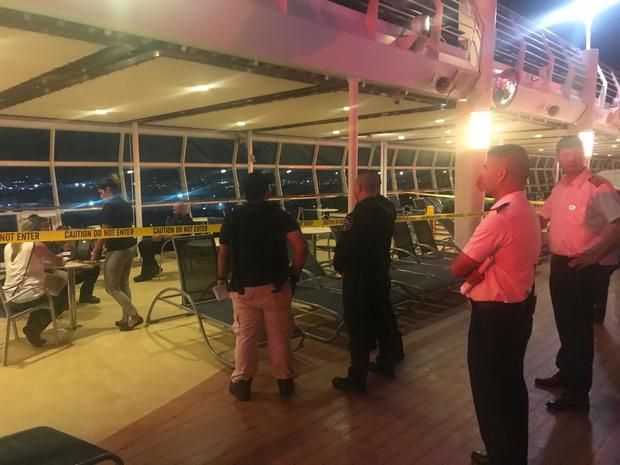 USA family blames cruise company for toddler's death