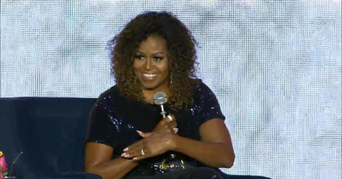 Michelle Obama on life after the White House - CBS News