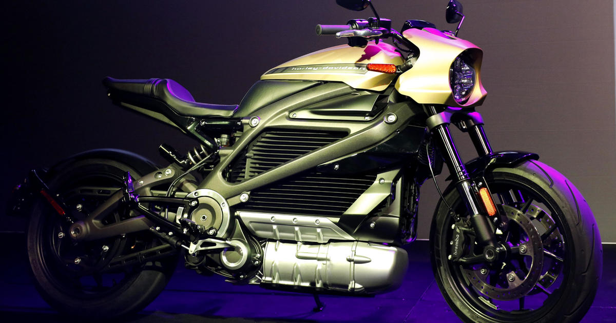 Harley LiveWire electric motorcycle: 0-60 in 3 seconds and $30,000