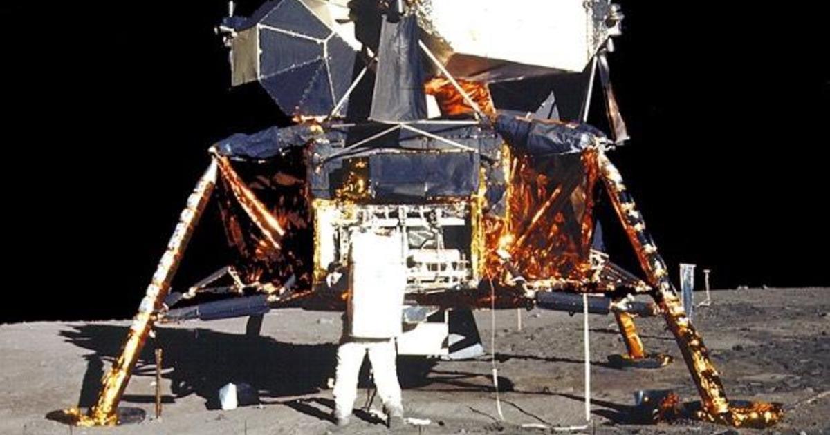 apollo 11 mission space race - photo #47
