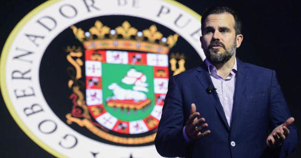 Puerto Rico governor rejects calls to resign over profane and derogatory group chat