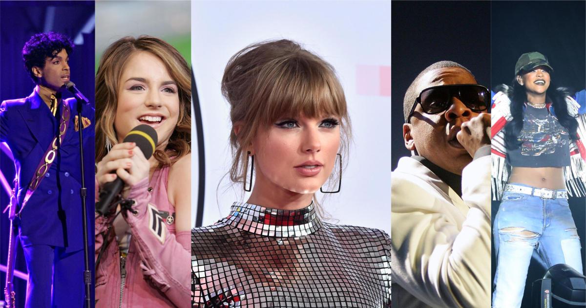 Taylor Swift music rights battle: Kelly Clarkson told Taylor Swift
