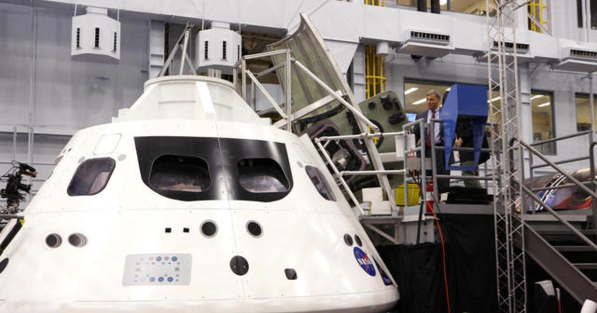"""""""Apollo on steroids"""": NASA's mission to get America back to the moon by 2024"""