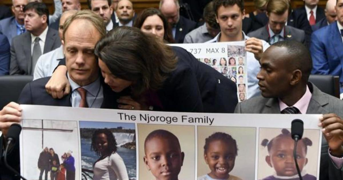 Father who lost family in Ethiopia crash testifies on Capitol Hill