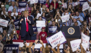 Trump took heat from family over racist chants at rally