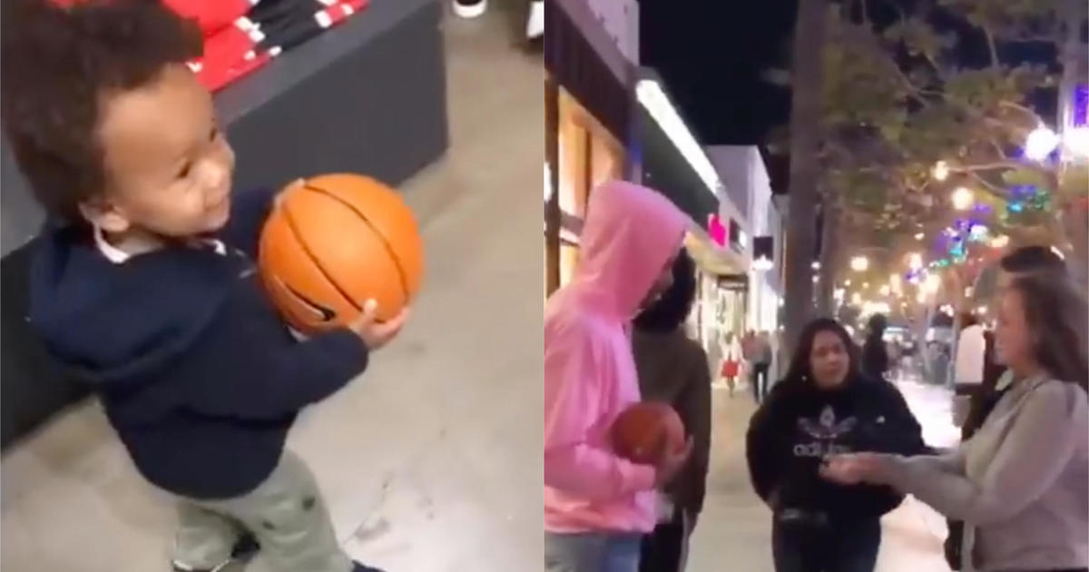 Nike store racial profiling: Video shows white Nike store manager Wendy Magee accusing black family of stealing basketball for son at Santa Monica, California store