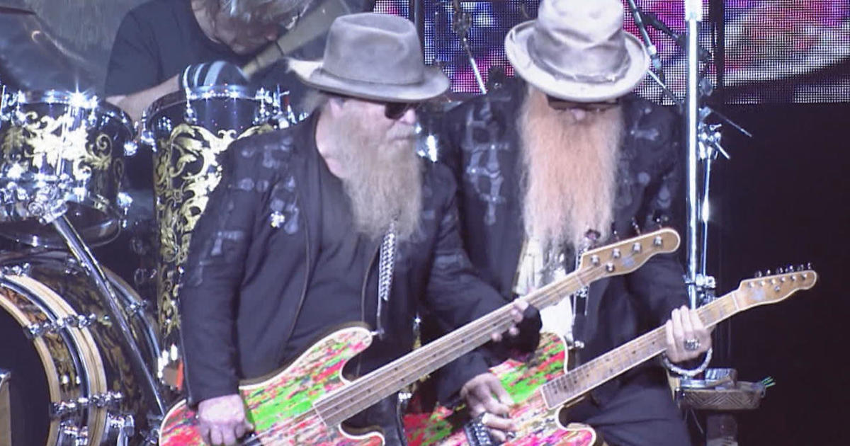 ZZ Top: After 50 years they've still got legs - Half a century later, the bluesy country rock band is still working hard to make it all look and sound so easy