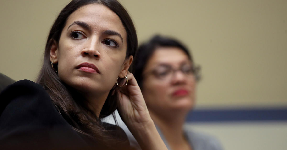 """Gretna police officers Charlie Rispoli and Angelo Varisco fired for suggesting Alexandria Ocasio-Cortez """"needs a round"""" after reading fake news post on Facebook"""