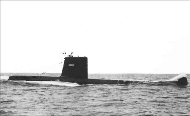 Minverve submarine: French sub found 51 years after it disappeared, officials announce today