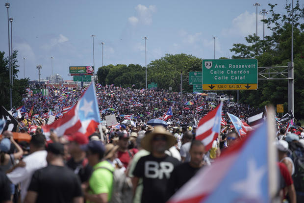 US-PUERTO RICO-PROTESTS
