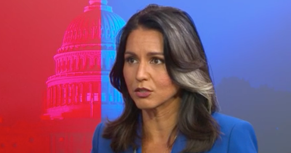 Tulsi Gabbard reiterates call for Puerto Rico Governor Ricardo Rosselló to step down