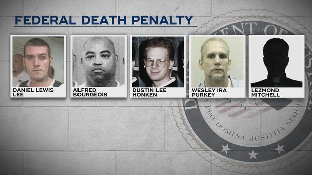 Kansas Killer to Be Among First Five Federal Inmates Executed
