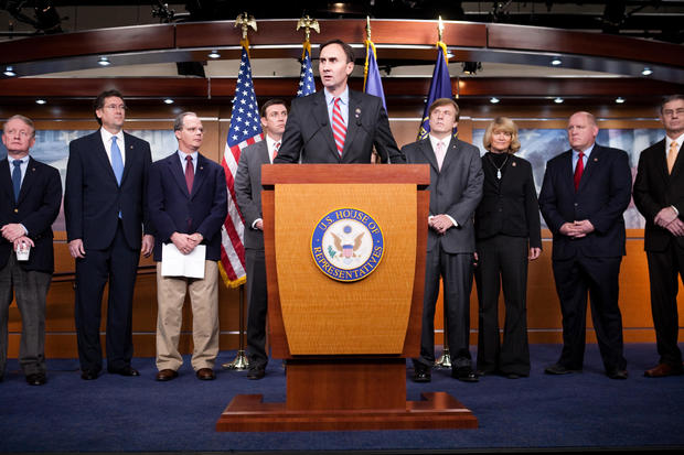 House Rules Committee Meets On Reconciliation Act of 2010