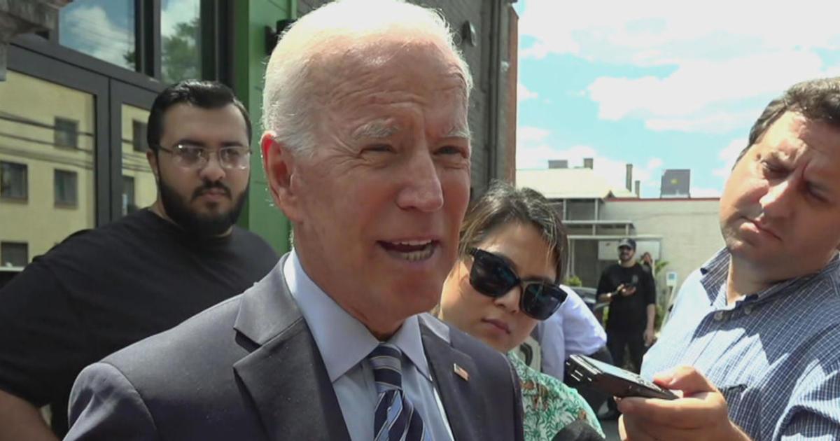 Joe Biden 2020: Democratic presidential frontrunner warns ...