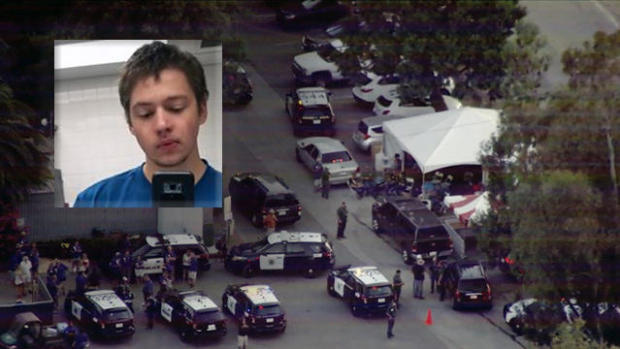 Santino William Legan, 19, (inset) has been identified as the gunman in the Gilroy Garlic Festival shooting in California.