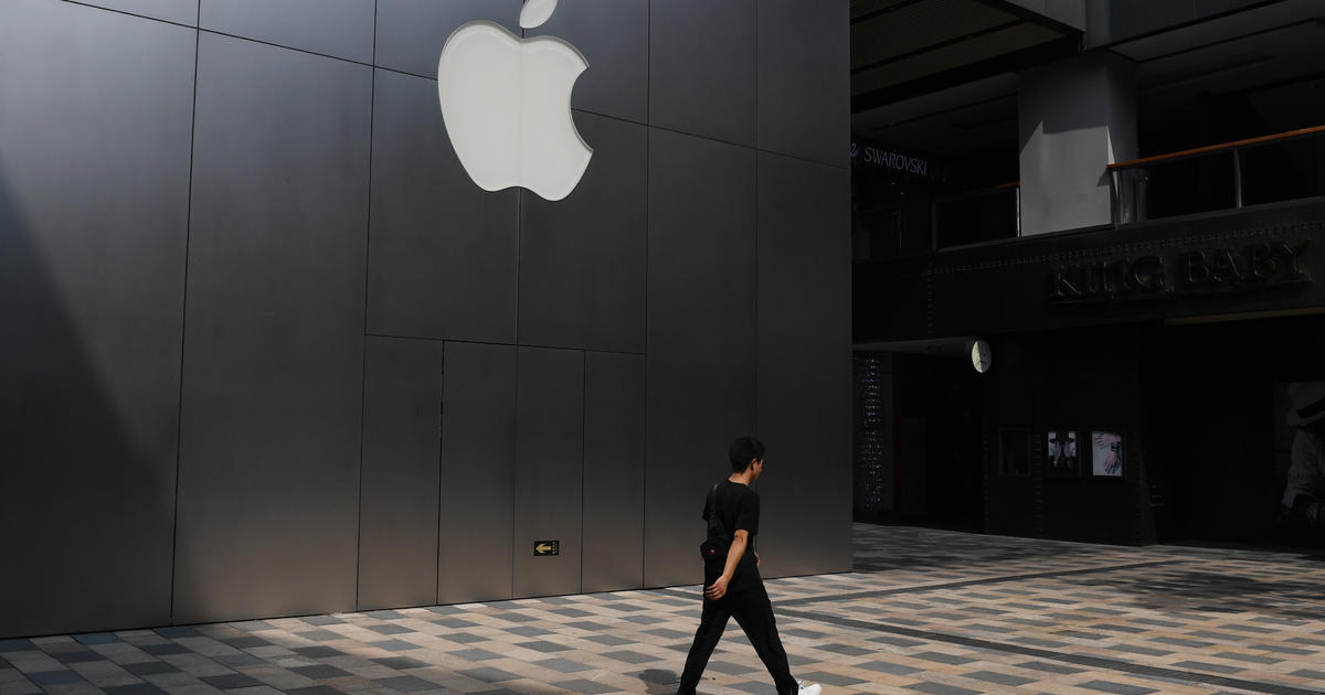 Biggest losers under Trump's China tariff: Apple and its customers