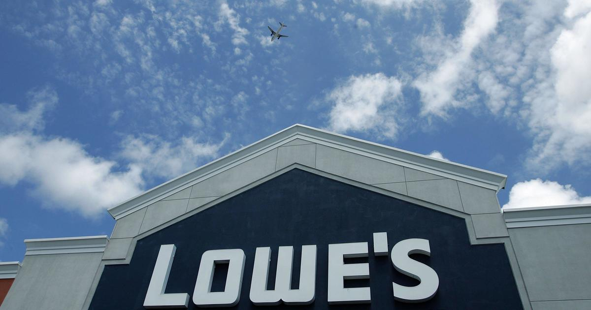 Lowe's layoffs: Lowe's lays off thousands of workers - CBS News