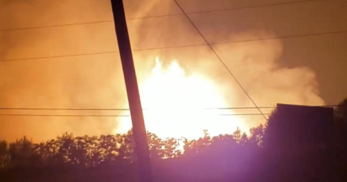 Lincoln County, Kentucky: Deadly Kentucky gas pipeline