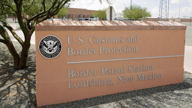 CBP facility — Lordsburg, New Mexico