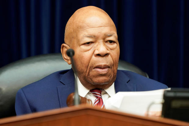 FILE PHOTO: U.S. Rep. Cummings chairs House Oversight Committee hearing on Trump Administration immigration policy on Capitol Hill in Washington
