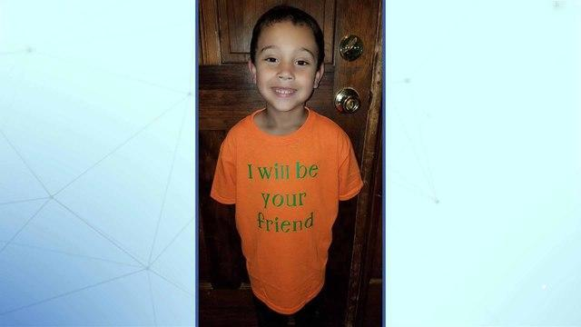 6 Year Old Says I Will Be Your Friend With Back To School Shirt