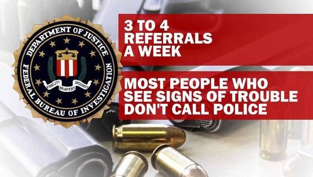 FBI looks to social media for warning signs of mass shootings