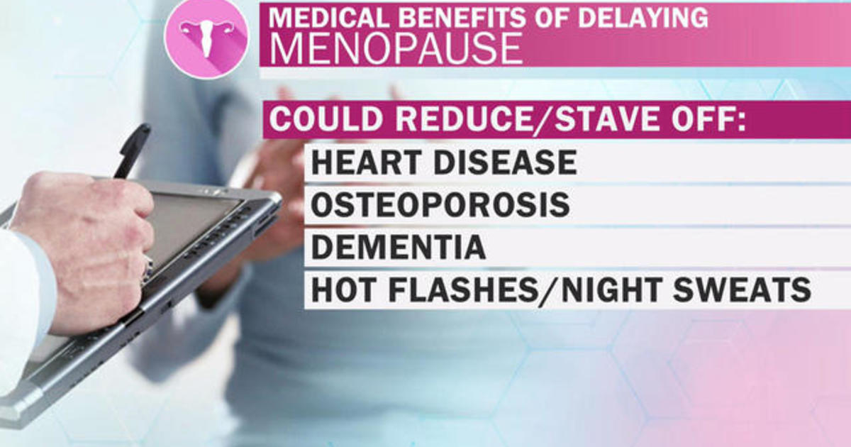 New procedure could delay menopause up to 20 years