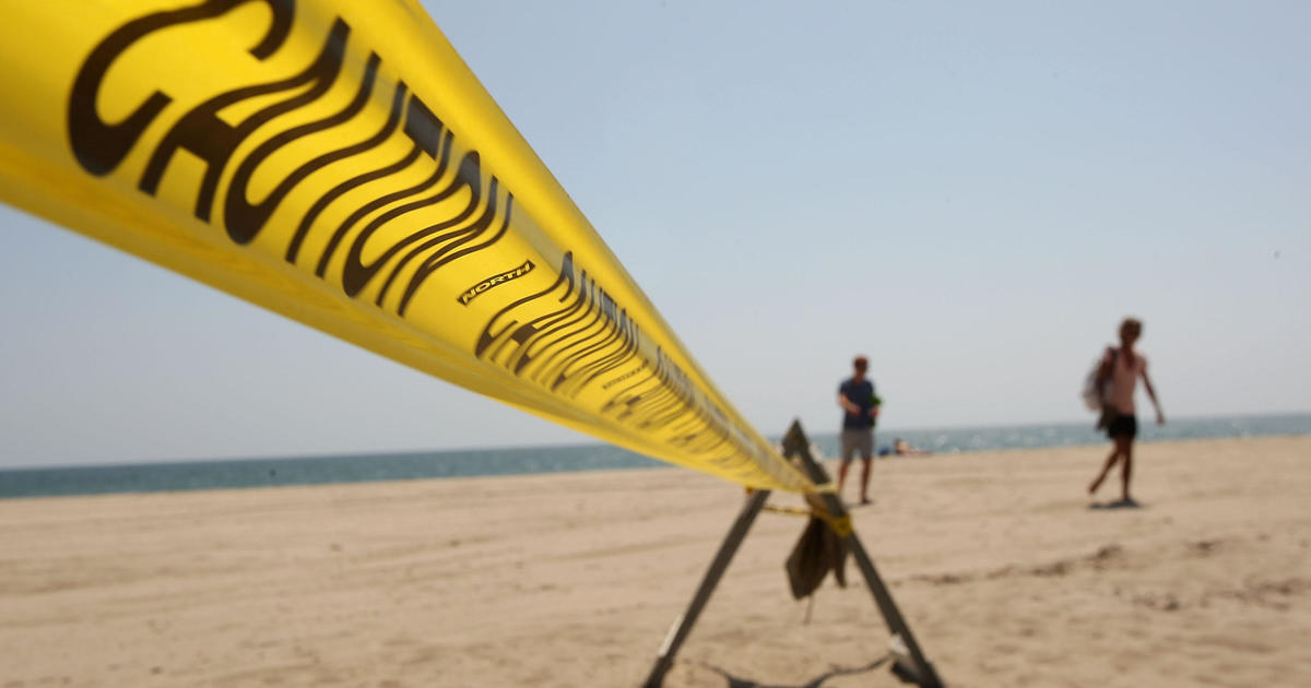 America's dirtiest beaches: Half of tested beaches have fecal bacteria, environmentalists say