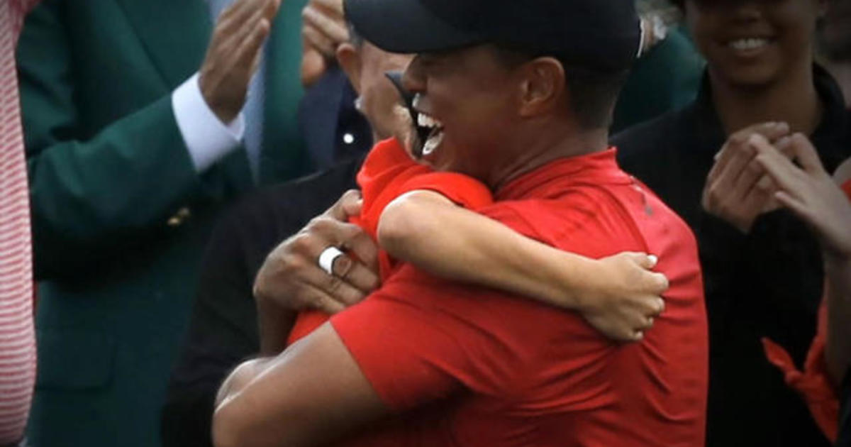 tiger woods on why his career is complicated for his kids   u0026quot they associated golf with pain