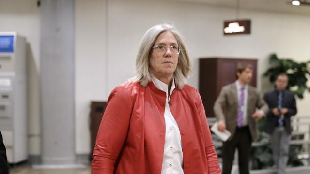 Sue Gordon, Deputy DNI Director