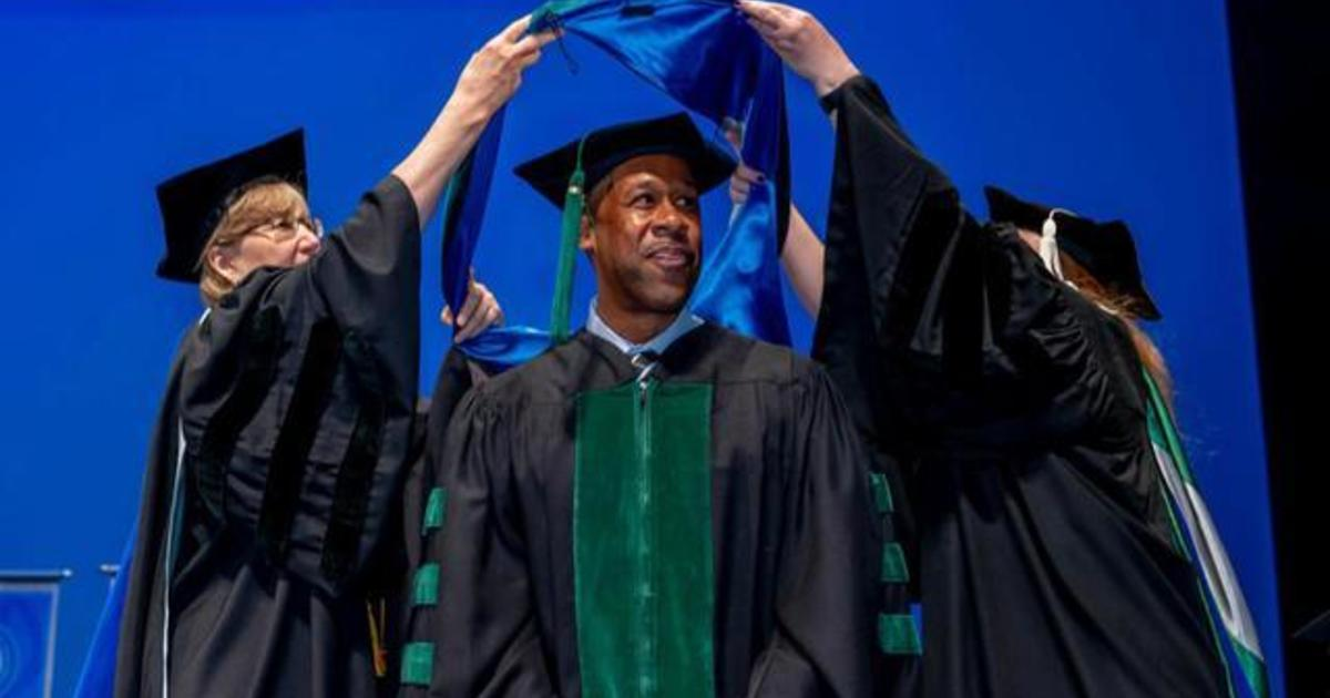 Cleveland auto mechanic fulfills lifelong dream to become a doctor